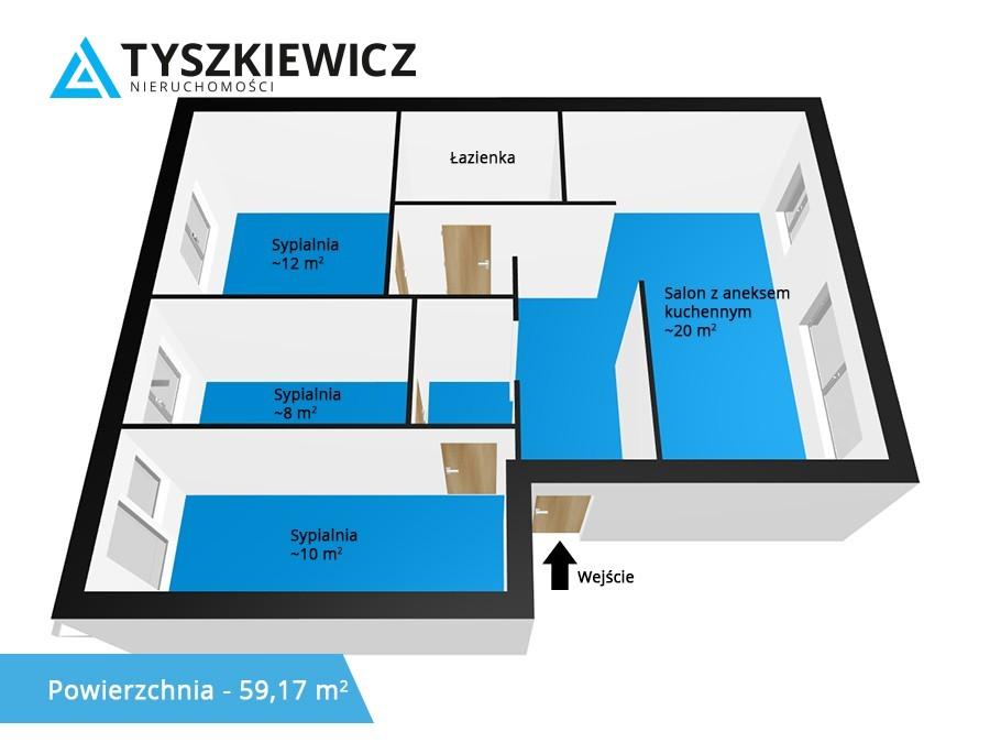 Zdjęcie 3 oferty TY506080737 Gdynia Babie Doły, ul. Dedala