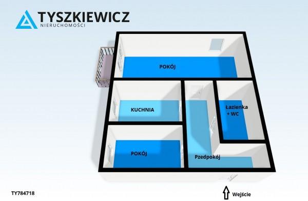 Zdjęcie 12 oferty TY784718 Gdańsk Zabornia, ul. Słoneczna Dolina