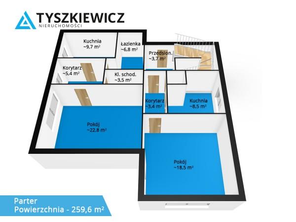 Zdjęcie 18 oferty TY272140 Puck, ul. Żeromskiego