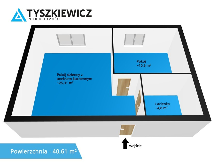 Zdjęcie 15 oferty TY824260 Gdańsk Morena, ul. Stanisława Lema
