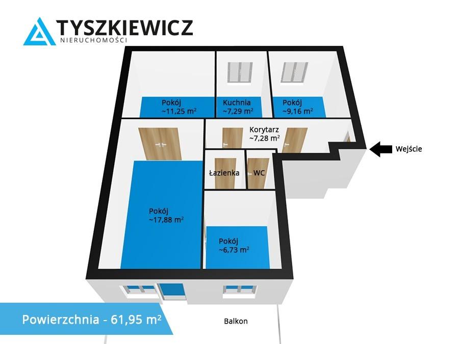 Zdjęcie 14 oferty TY924456028 Gdynia Śródmieście, ul. Śląska