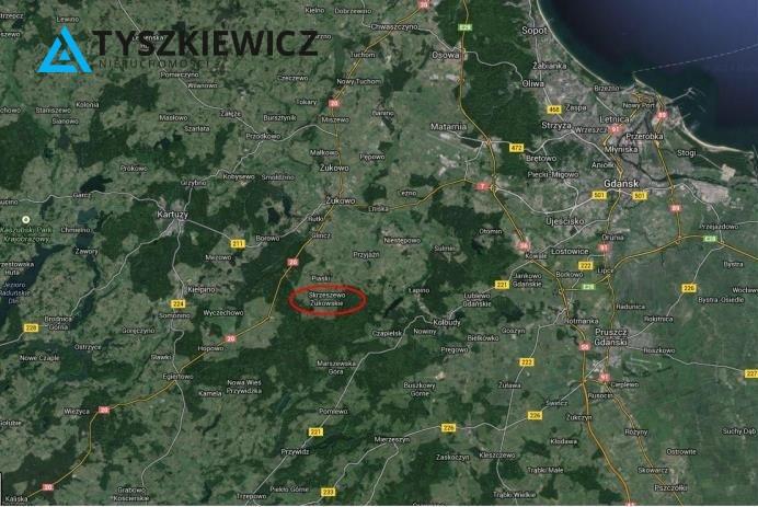 Zdjęcie 3 oferty TY063798 Skrzeszewo Żukowskie, Skrzeszewo