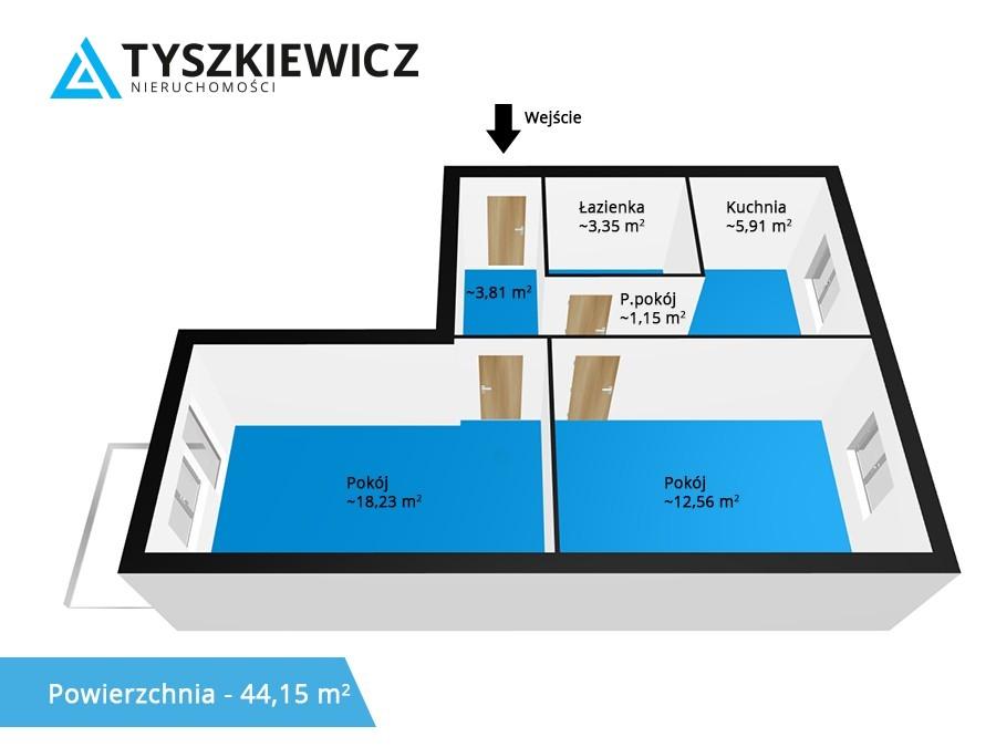 Zdjęcie 17 oferty TY841900 Gdańsk Nowy Port, ul. Wyzwolenia