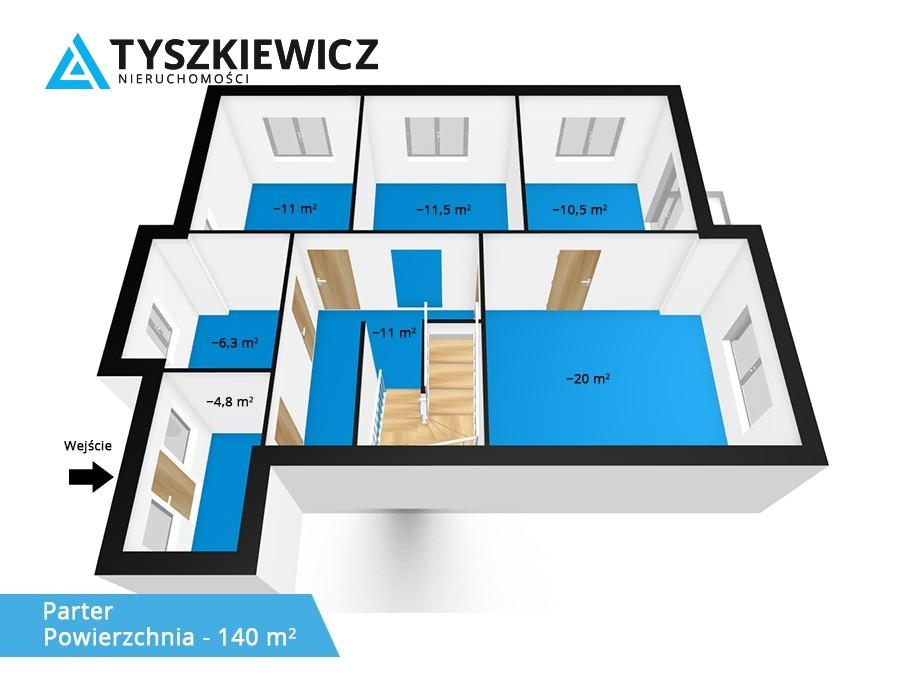 Zdjęcie 19 oferty TY767648 Gdynia Chwarzno, ul. Joachima Joachimczyka