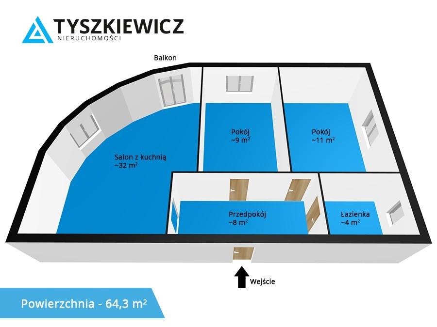 Zdjęcie 17 oferty TY708409 Gdynia Obłuże, ul. Jantarowa