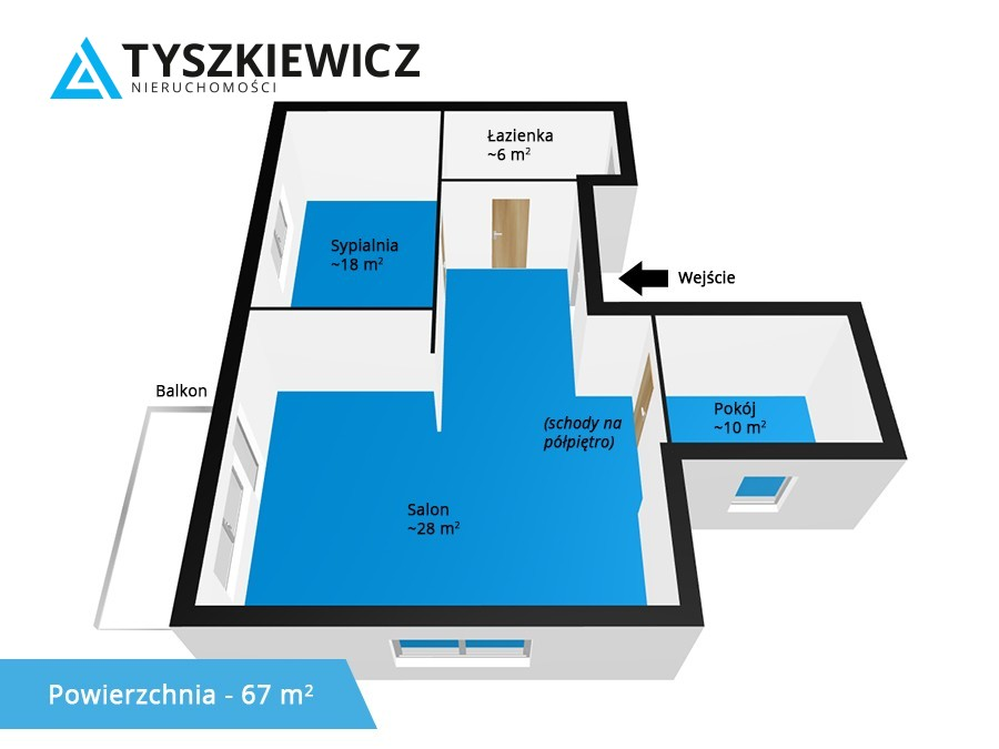 Zdjęcie 16 oferty TY490840 Gdynia Oksywie, ul. Bosmańska