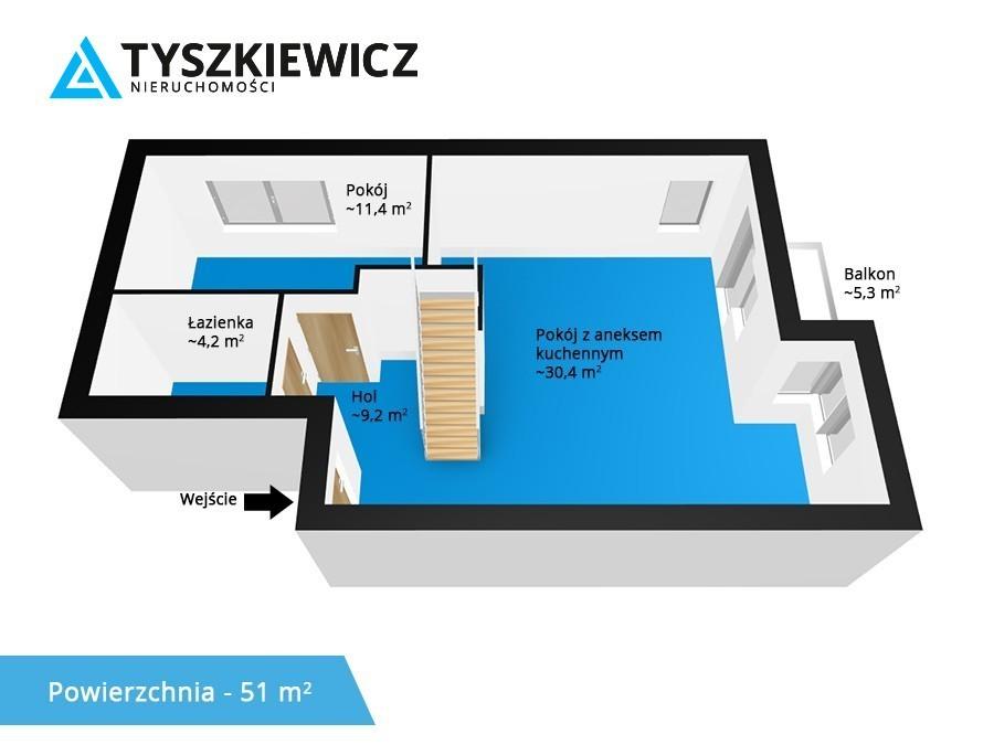 Zdjęcie 11 oferty TY634117 Gdańsk Morena, ul. Królewskie Wzgórze