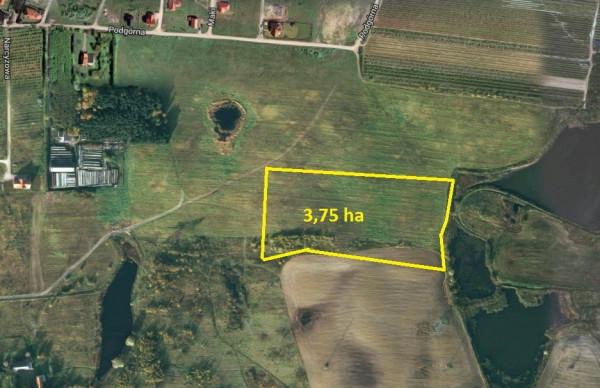 Zdjęcie 1 oferty TY378645 Jankowo Gdańskie, ul. Podgórna
