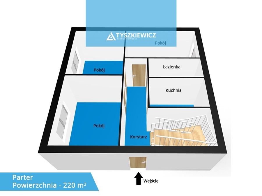 Zdjęcie 5 oferty TY396034 Gdańsk Wrzeszcz, ul. Wrzeszczańska