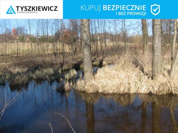 Działka rolna na sprzedaż, Czarna Dąbrówka