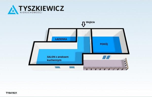 Zdjęcie 2 oferty TY841921 Władysławowo Jastrzębia Góra, ul. Kisterów