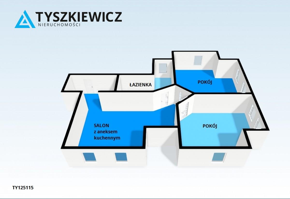 Zdjęcie 5 oferty TY125115 Gdańsk Oliwa, ul. Obrońców Westerplatte