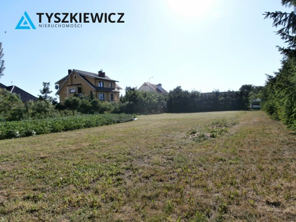 Zdjęcie 1 oferty TY497902 Pruszcz Gdański, ul. Henryka Sienkiewicza