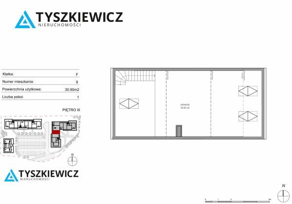 Zdjęcie 8 oferty TY931864 Gdańsk Morena, ul. Stanisława Lema