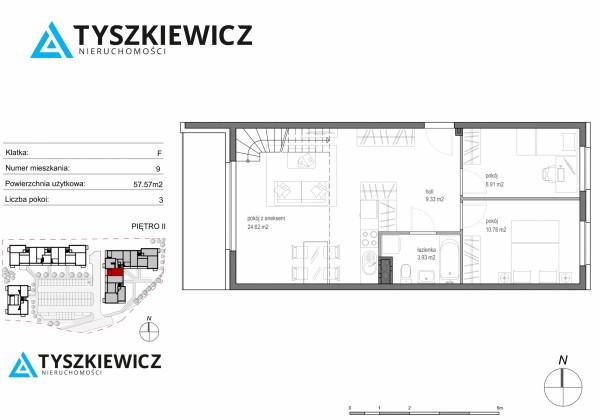 Zdjęcie 7 oferty TY931864 Gdańsk Morena, ul. Stanisława Lema