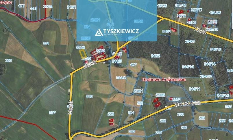 Zdjęcie 3 oferty TY493929 Grabowo Kościerskie,