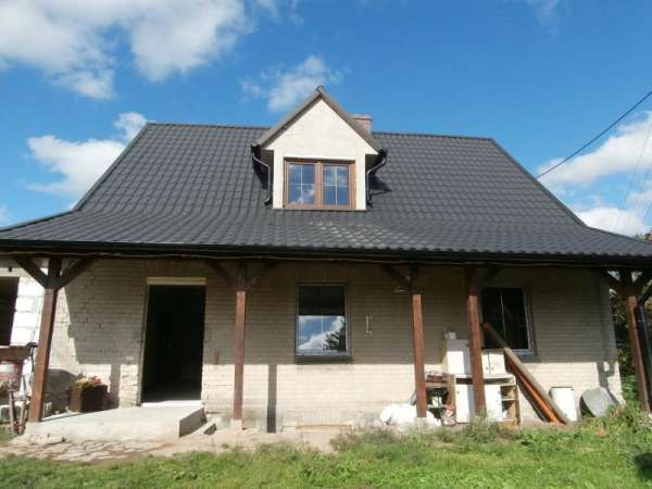Dom wolno stojący na sprzedaż, Łubno