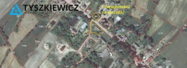 Działka pod bud. 1-rodz. na sprzedaż, Chotkowo