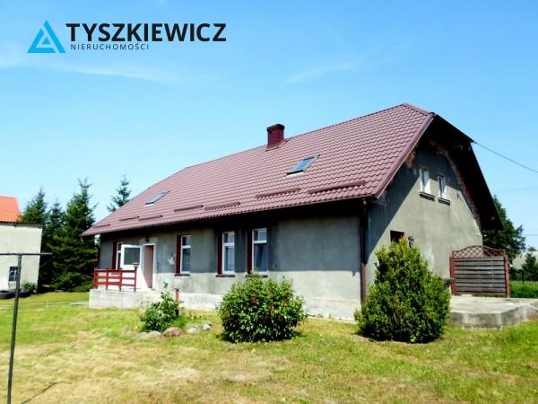 Dom wolno stojący na sprzedaż, Kleszczewo Kościerskie