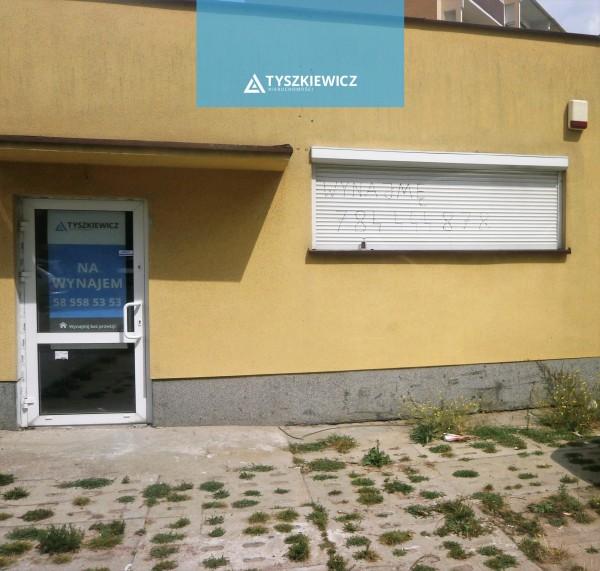 Lokal handlowy, sklep na wynajem, Gdańsk Brzeźno