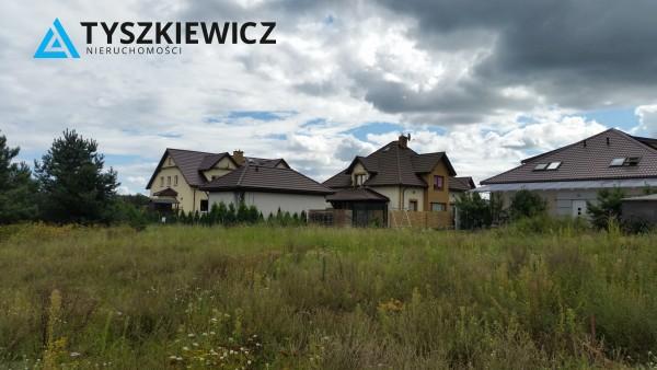 Działka pod bud. 1-rodz. na sprzedaż, Kosakowo