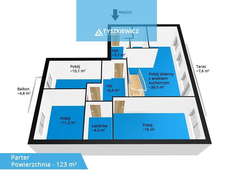 Zdjęcie 23 oferty TY107140 Gdynia Chwarzno-Wiczlino, ul. Leona Staniszewskiego