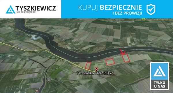 Działka rolna na sprzedaż, Trzcinisko