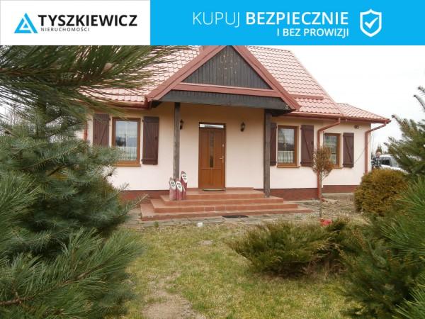 Dom wolno stojący na sprzedaż, Dębnica Kaszubska