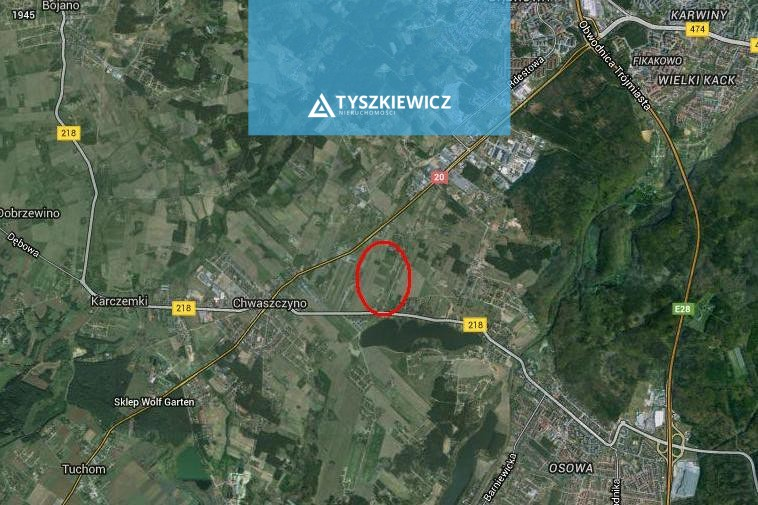 Zdjęcie 3 oferty TY713196 Chwaszczyno, ul. Radarowa