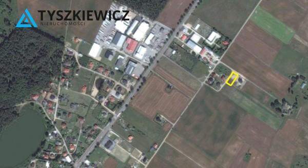 Działka pod bud. 1-rodz. na sprzedaż, Miszewko