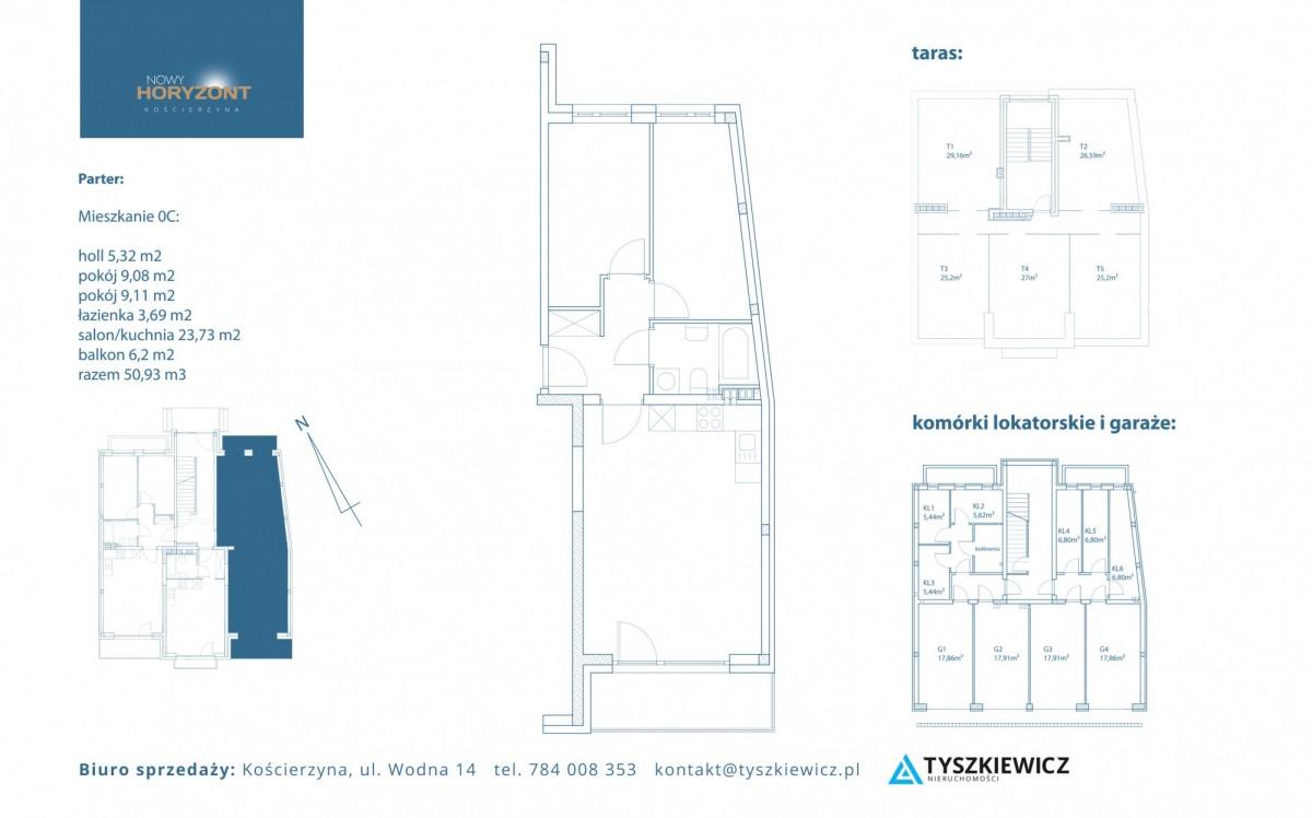 Zdjęcie 3 oferty TY894820 Kościerzyna, ul. Alojzego Piechowskiego
