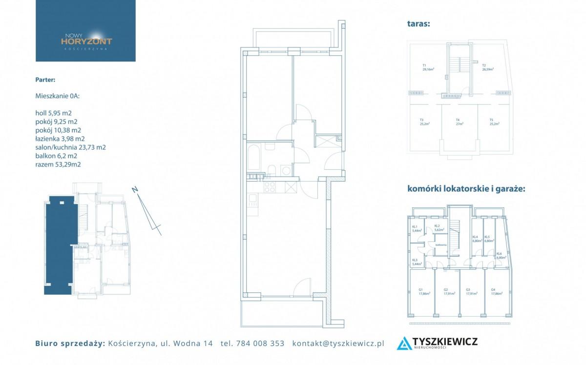 Zdjęcie 3 oferty TY495118 Kościerzyna, ul. Alojzego Piechowskiego
