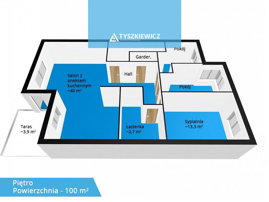 Zdjęcie 21 oferty TY874054 Wejherowo, ul. Orzeszkowej