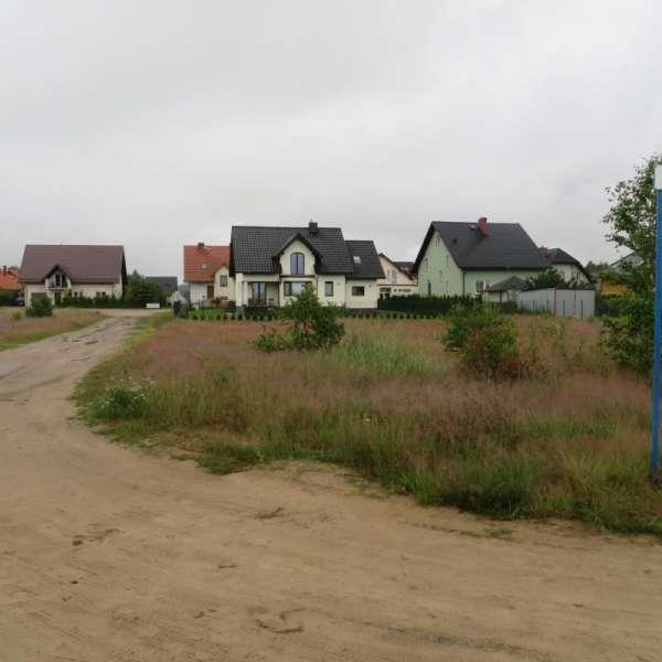 Działka pod bud. 1-rodz. na sprzedaż, Kiełpino