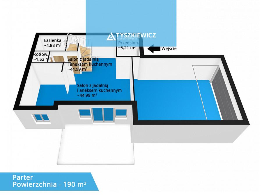 Zdjęcie 12 oferty TY768704 Gdańsk Kokoszki, ul. Szafranowa
