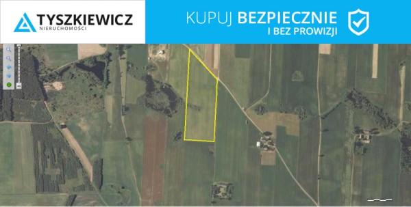 Działka rolna na sprzedaż, Liniewo