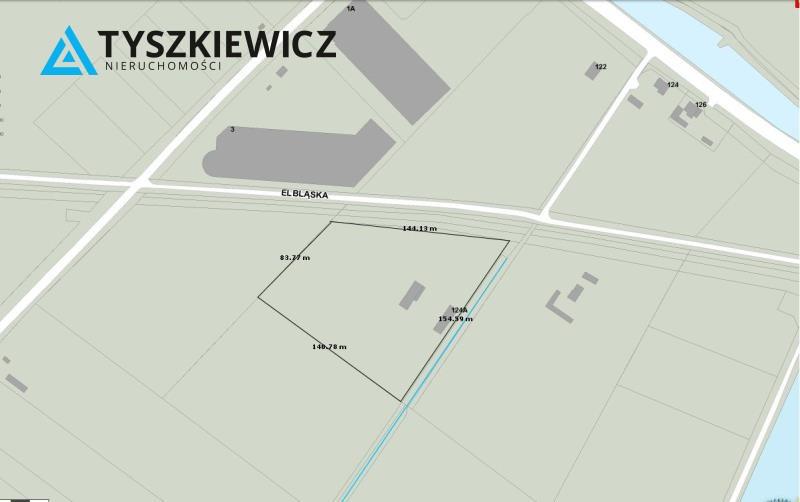 Zdjęcie 2 oferty TY070345 Gdańsk Rudniki, ul. Elbląska
