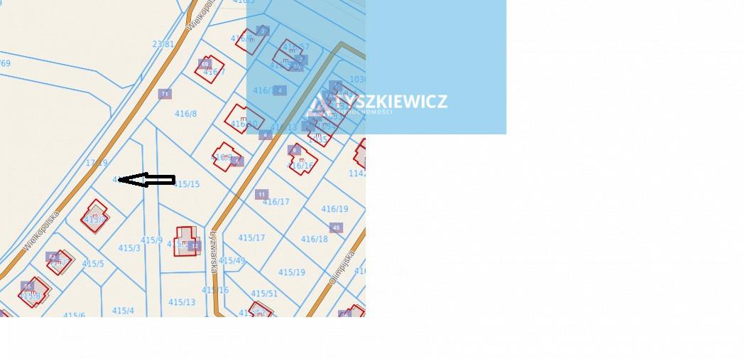 Zdjęcie 3 oferty 21222 Gdańsk Łostowice, ul. Wielkopolska