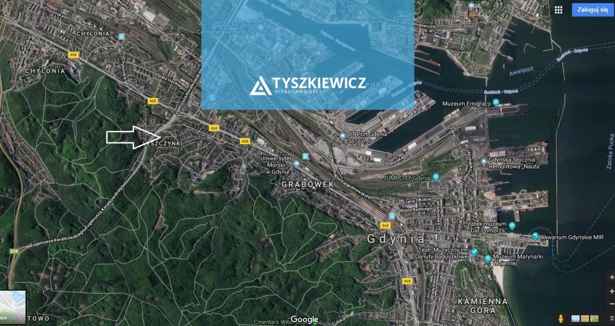 Zdjęcie 1 oferty 21216 Gdynia Działki Leśne, ul. Aleksandra Majkowskiego