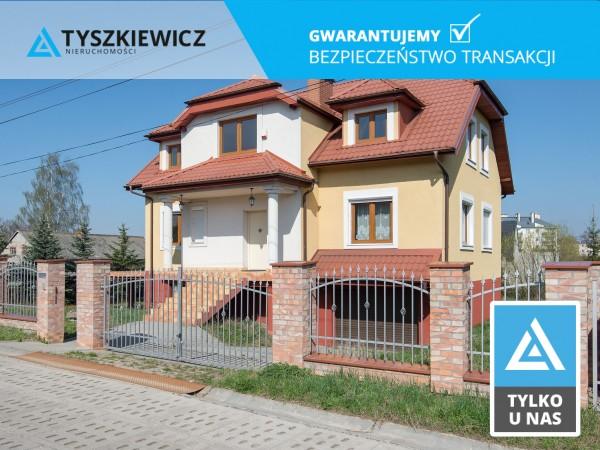 Dom wolno stojący na sprzedaż, Gdańsk Zakoniczyn