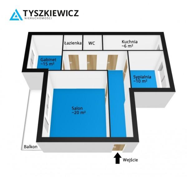 Zdjęcie 15 oferty TY124861 Gdynia Witomino, ul. Pionierów
