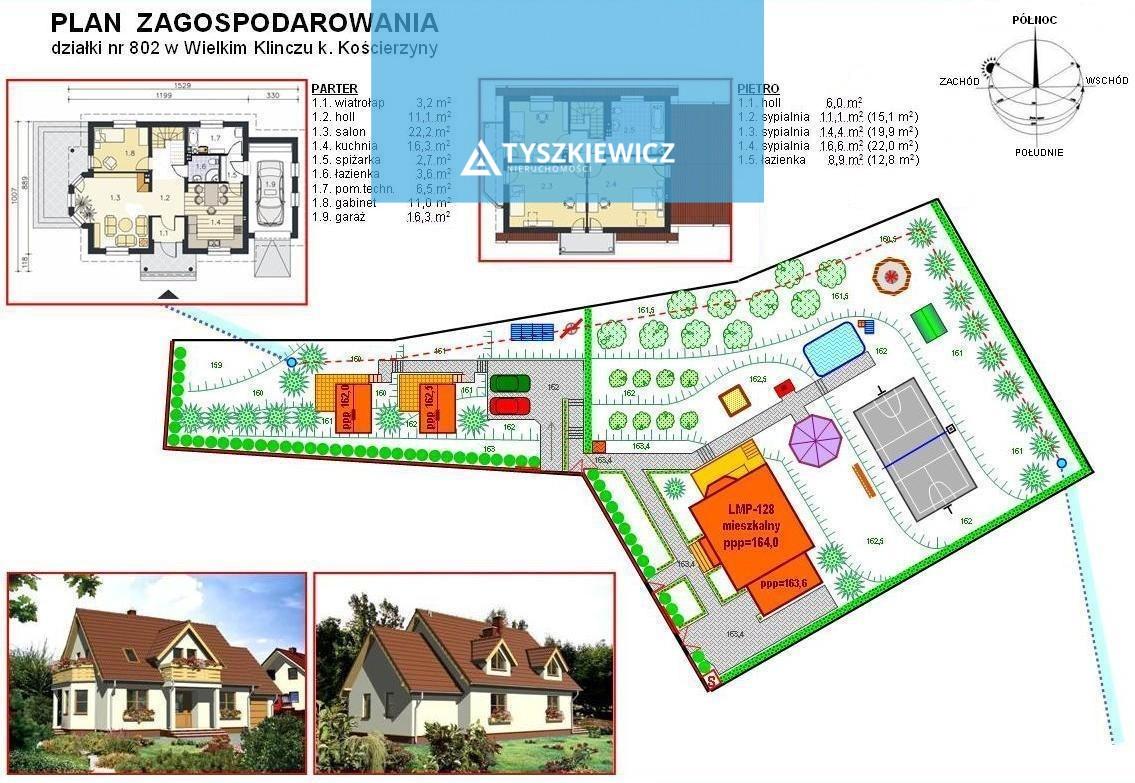Zdjęcie 7 oferty TY826431 Wielki Klincz, ul. Polna