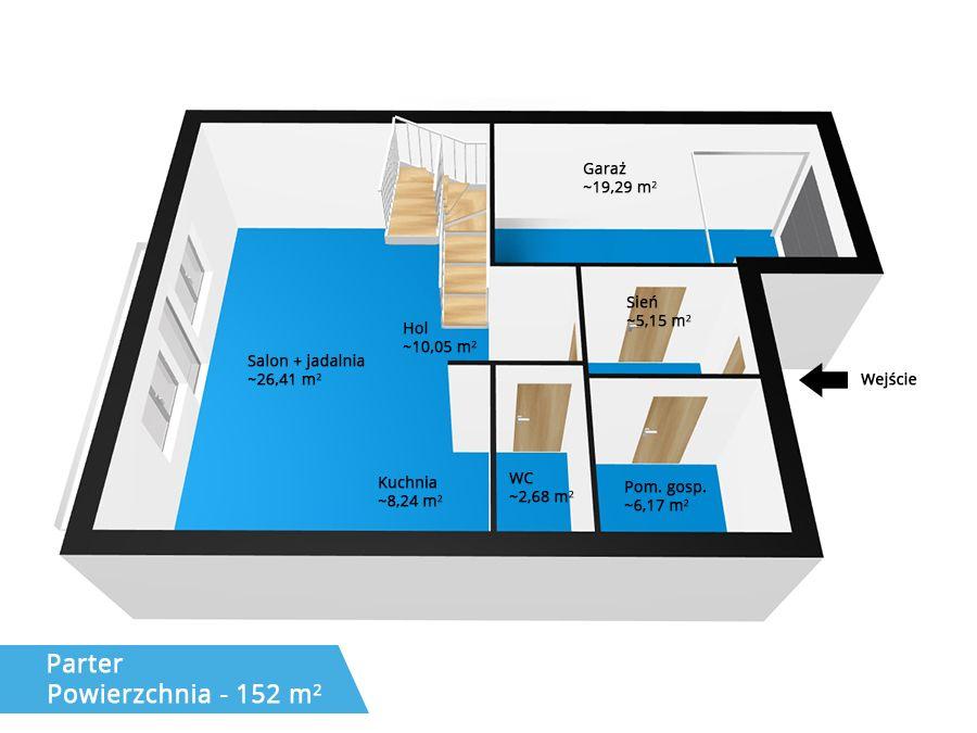 Zdjęcie 19 oferty 22441 Gdańsk Łostowice, ul. Marii Kureckiej