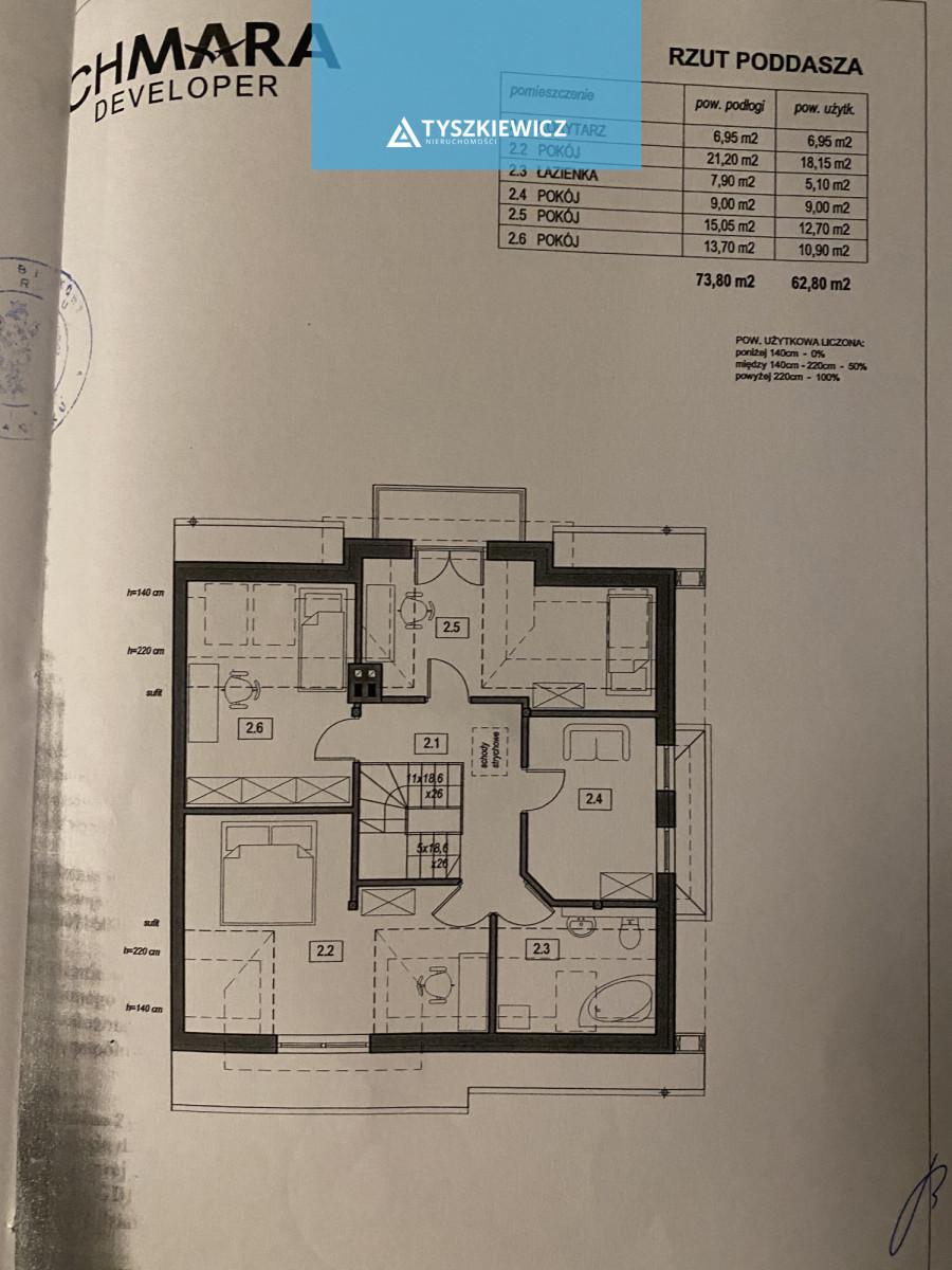 Zdjęcie 14 oferty 22458 Banino, ul. Ogrodowa