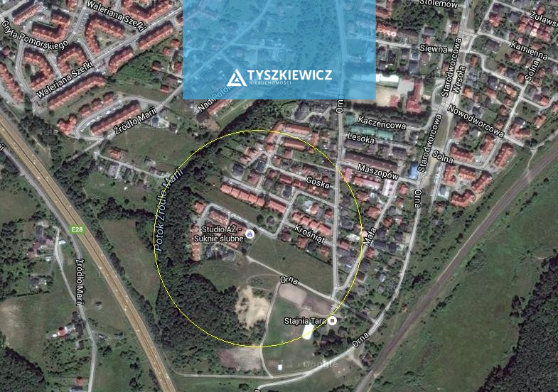 Zdjęcie 2 oferty TY029497 Gdynia Wielki Kack, ul. Krośniąt