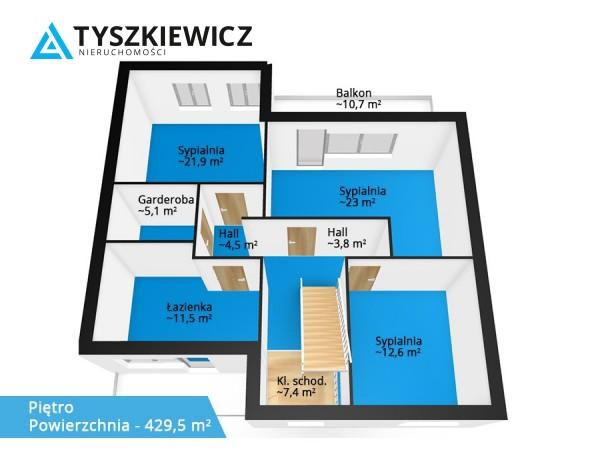 Zdjęcie 24 oferty TY570503 Rotmanka, ul. Borówkowa