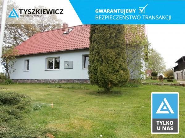 Dom wolno stojący na sprzedaż, Trzebiatkowa