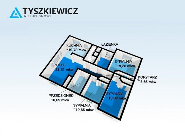 Zdjęcie 15 oferty TY319266 Sopot Kamienny Potok, ul. Kaszubska