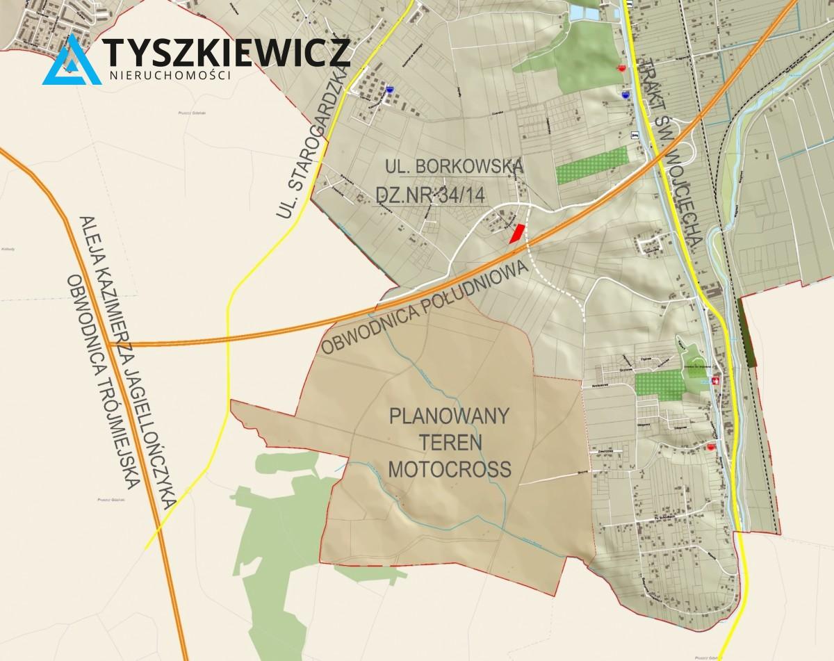 Zdjęcie 3 oferty TY840246 Gdańsk Lipce, ul. Borkowska
