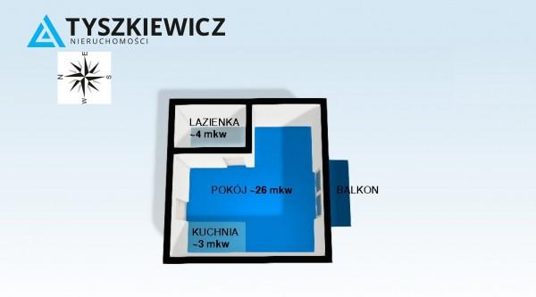 Zdjęcie 13 oferty TY984821 Władysławowo, ul. Hryniewieckiego